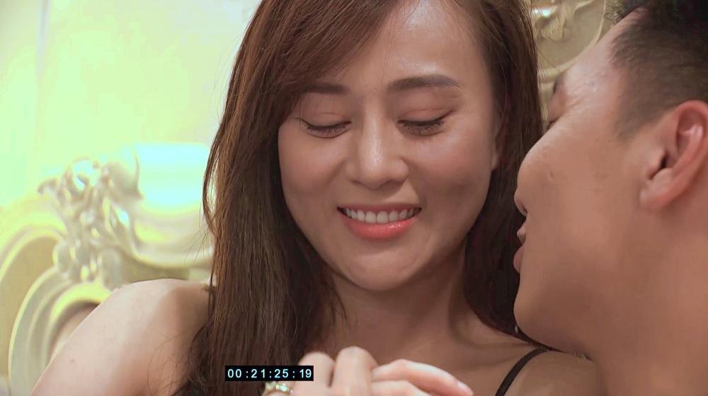 Lão Tấn dọa ông Sinh trong Hương vị tình thân tập 38 phần 2: Nếu muốn con gái yên ổn, mày nên chết đi - Ảnh 7.