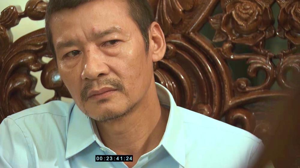 Lão Tấn dọa ông Sinh trong Hương vị tình thân tập 38 phần 2: Nếu muốn con gái yên ổn, mày nên chết đi - Ảnh 3.