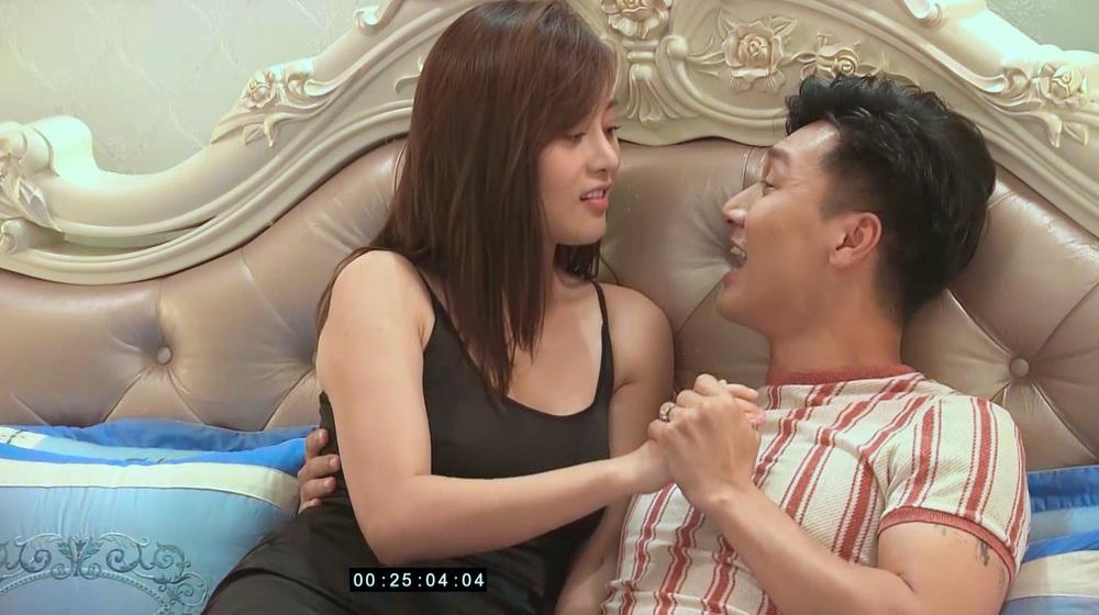 Lão Tấn dọa ông Sinh trong Hương vị tình thân tập 38 phần 2: Nếu muốn con gái yên ổn, mày nên chết đi - Ảnh 6.