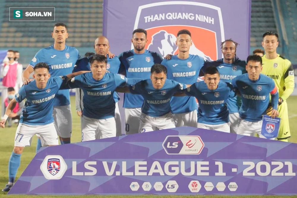 Than Quảng Ninh cấm kiện nếu CLB không trả được nợ, cầu thủ sắp mất trắng hàng tỷ đồng? - Ảnh 1.