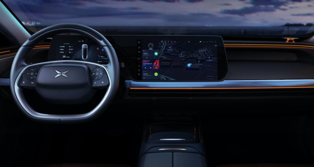 Phát sốt với mẫu ô tô điện mới ngập công nghệ, no pin đi 600 km, giá ngang VinFast VF e34 - Ảnh 8.