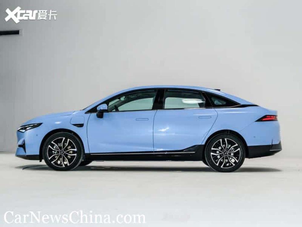Phát sốt với mẫu ô tô điện mới ngập công nghệ, no pin đi 600 km, giá ngang VinFast VF e34 - Ảnh 3.