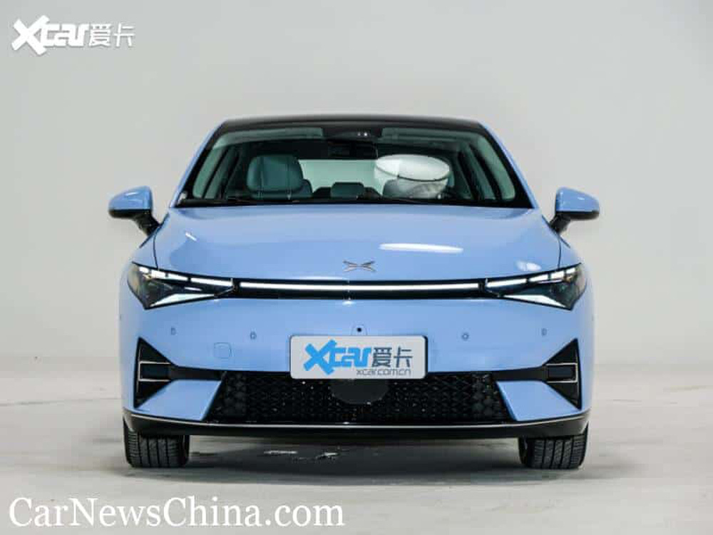 Phát sốt với mẫu ô tô điện mới ngập công nghệ, no pin đi 600 km, giá ngang VinFast VF e34 - Ảnh 2.