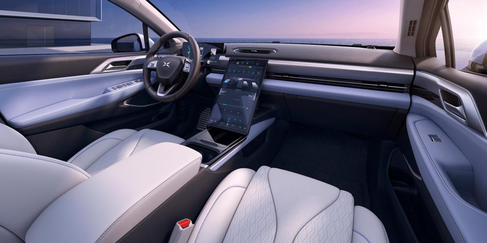 Phát sốt với mẫu ô tô điện mới ngập công nghệ, no pin đi 600 km, giá ngang VinFast VF e34 - Ảnh 5.