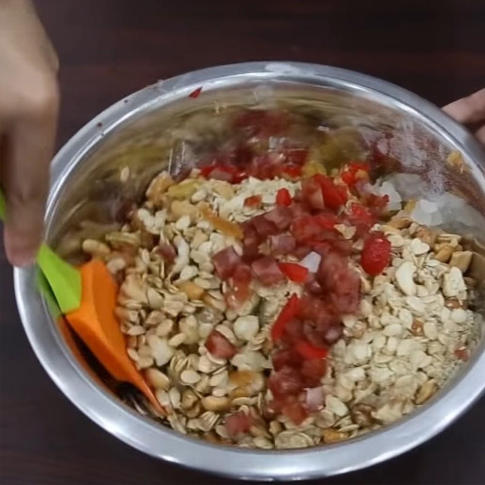 Cách làm bánh Trung thu nhân thập cẩm chuẩn vị truyền thống - Ảnh 2.