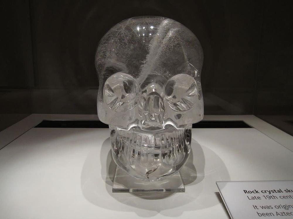 Bí ẩn về 13 hộp sọ pha lê của người Maya và lời tiên đoán ngày tận thế của nhân loại - Ảnh 2.