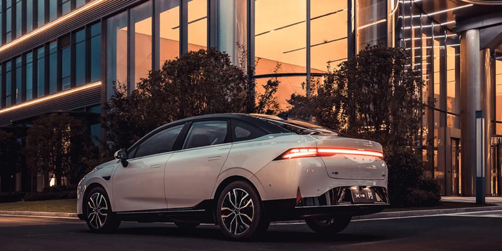 Phát sốt với mẫu ô tô điện mới ngập công nghệ, no pin đi 600 km, giá ngang VinFast VF e34 - Ảnh 7.