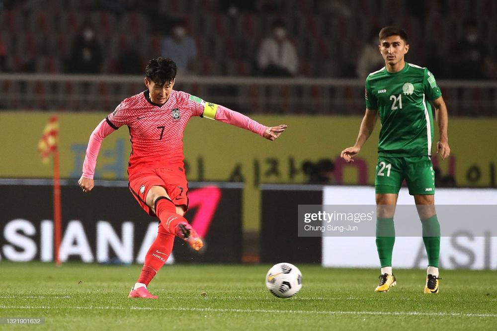 Dự đoán tỉ số Hàn Quốc vs Iraq: Son Heung-min và đồng đội phải ôm hận? - Ảnh 2.