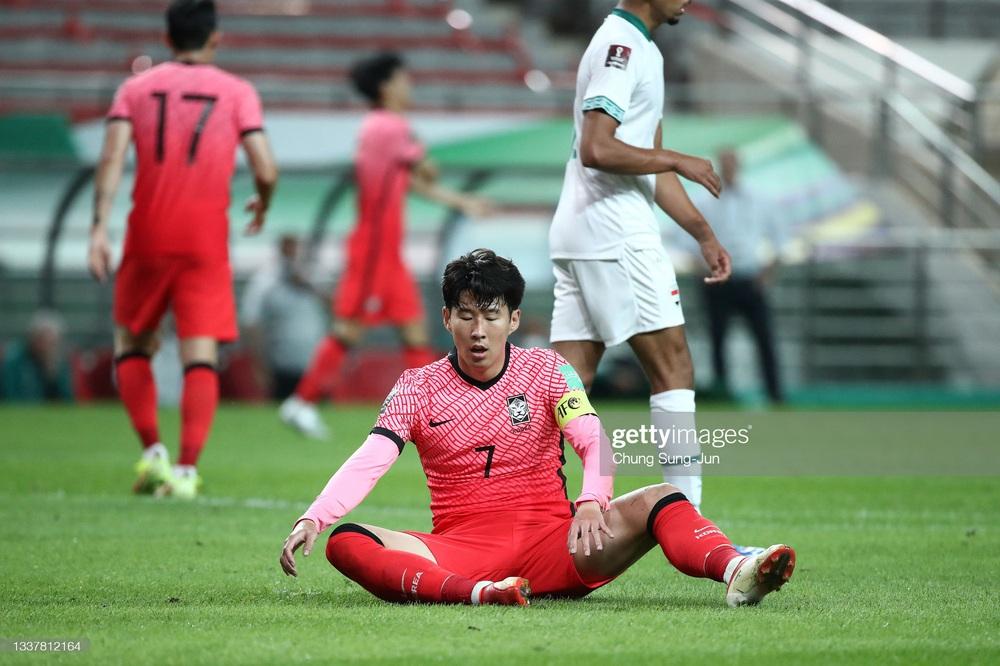 Kết quả Hàn Quốc vs Iraq: Son Heung-min mờ nhạt, đội tuyển Hàn Quốc gây thất vọng lớn - Ảnh 2.