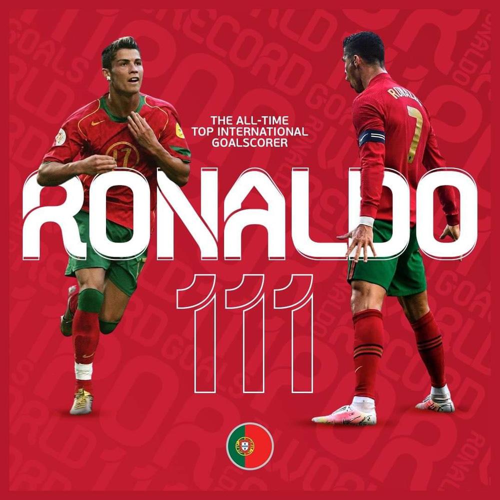 Ronaldo viết tâm thư xúc động sau khi trở thành chân sút vĩ đại nhất cấp ĐTQG - Ảnh 2.