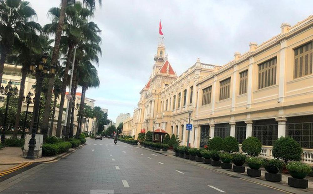 Có một Sài Gòn khác lạ trong ngày tết Độc lập