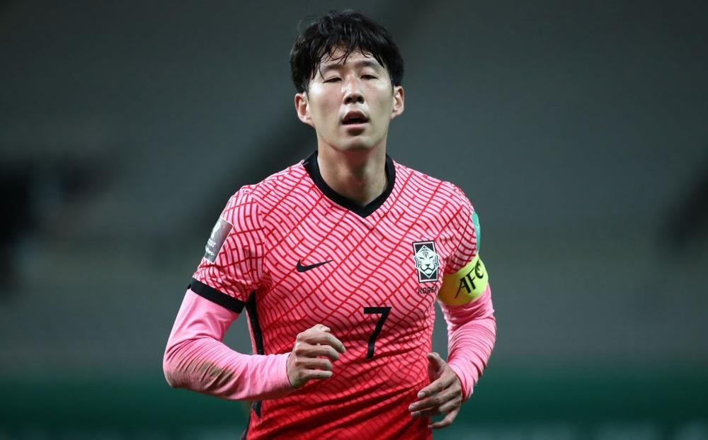 Kết quả Hàn Quốc vs Iraq: Son Heung-min mờ nhạt, đội tuyển Hàn Quốc gây thất vọng lớn