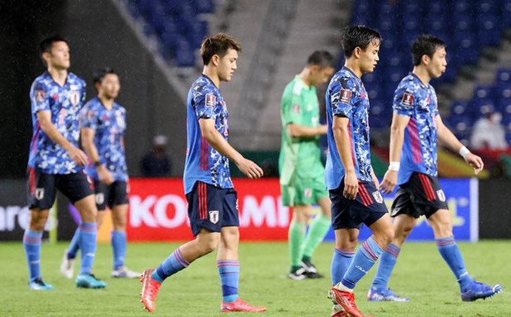 Cầu thủ Nhật sốc nặng sau thất bại trước Oman, Việt Nam thêm động lực khi đấu Ả Rập Xê Út