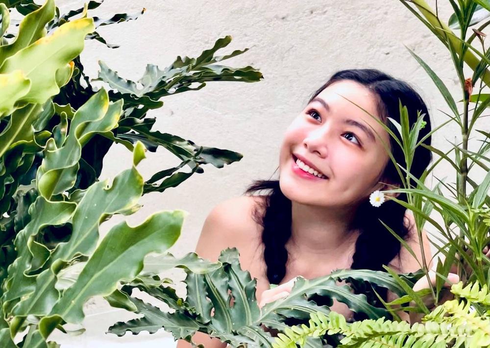 Ái nữ 16 tuổi nhà Quyền Linh tiếp tục gây chú ý với gương mặt thuần khiết, xinh đẹp - Ảnh 3.