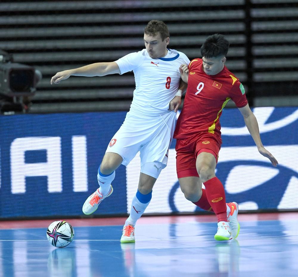 ĐT Việt Nam đá rất biết người biết ta, sẽ đưa Nga vào thế khó khăn ở vòng 1/8 World Cup - Ảnh 1.
