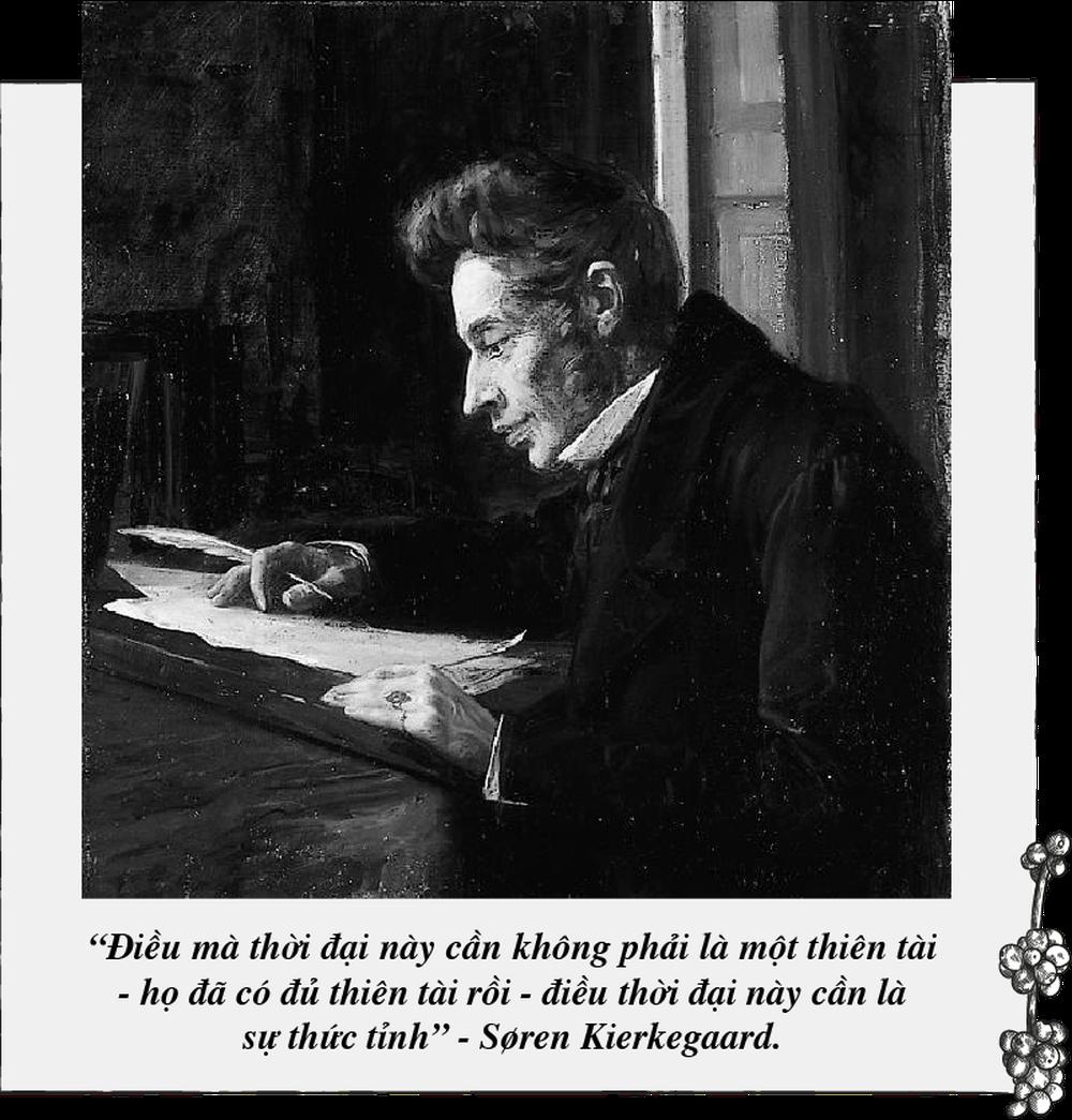 Søren Kierkegaard - triết học bên tách cà phê - Ảnh 2.