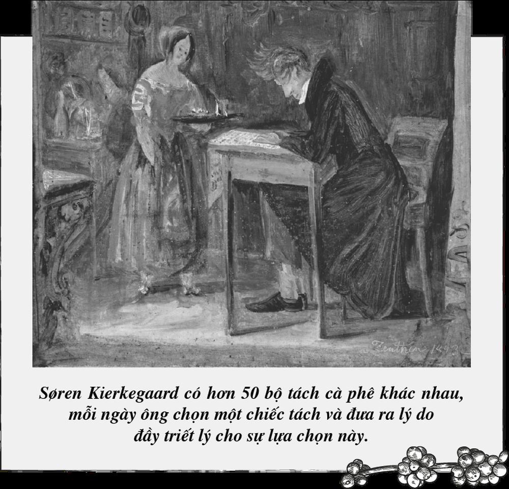Søren Kierkegaard - triết học bên tách cà phê - Ảnh 3.