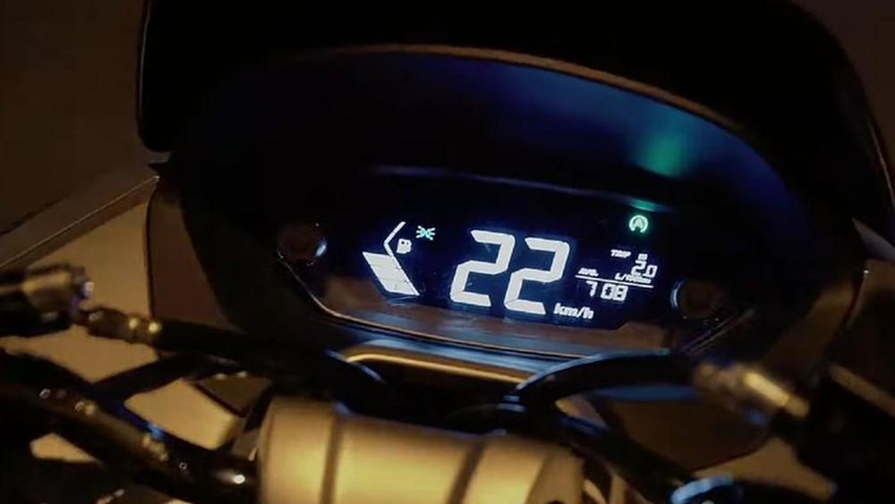 Xe máy Tàu phủ cả đống công nghệ sắp về đại lý, không ngán vua xe ga Honda SH  - Ảnh 5.