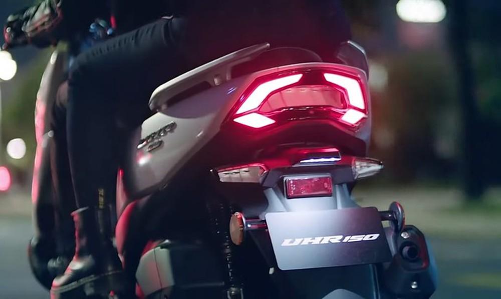 Xe máy Tàu phủ cả đống công nghệ sắp về đại lý, không ngán vua xe ga Honda SH  - Ảnh 3.