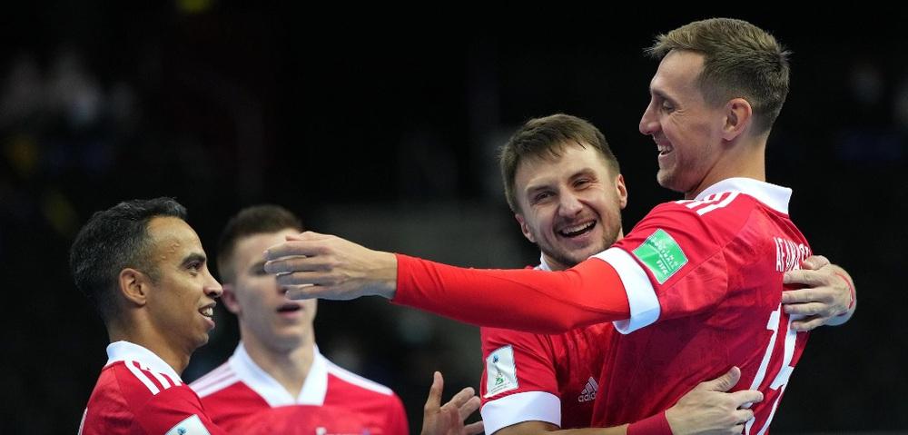 Đội tuyển Nga, đối thủ của Việt Nam ở vòng 1/8 World Cup đáng sợ thế nào? - Ảnh 1.