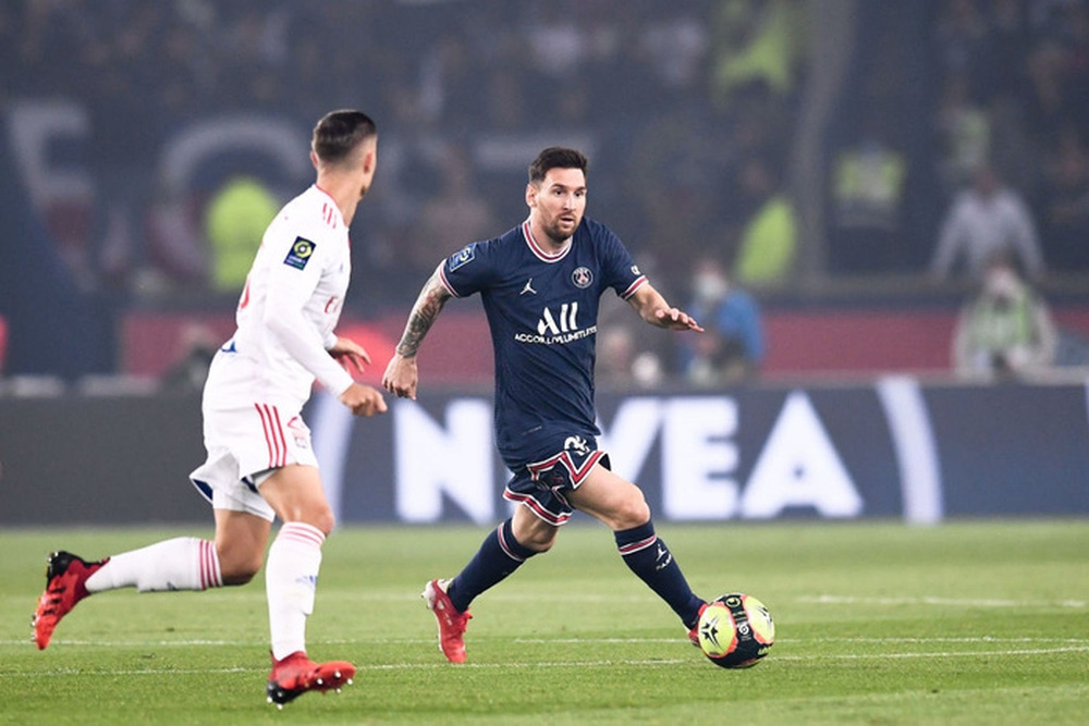 PSG có chiến thắng nghẹt thở vào phút 90+3 trong ngày Messi vẫn tịt ngòi - Ảnh 2.