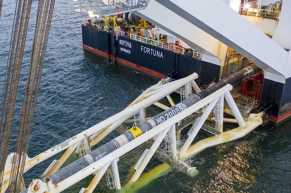 Nord Stream 2 nguy cơ biến thành đống đổ nát? - Ảnh 1.