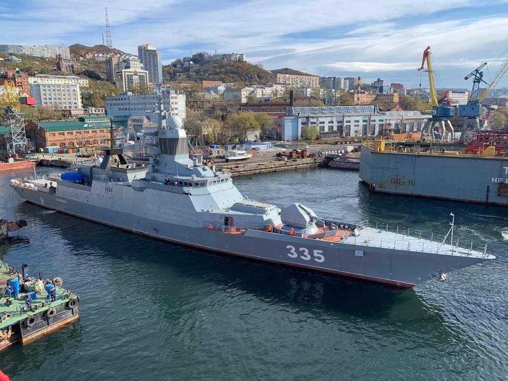 Hải quân Việt Nam có thể mua thêm tàu Gepard mạnh hơn cả chiến hạm tàng hình của Mỹ? - Ảnh 4.