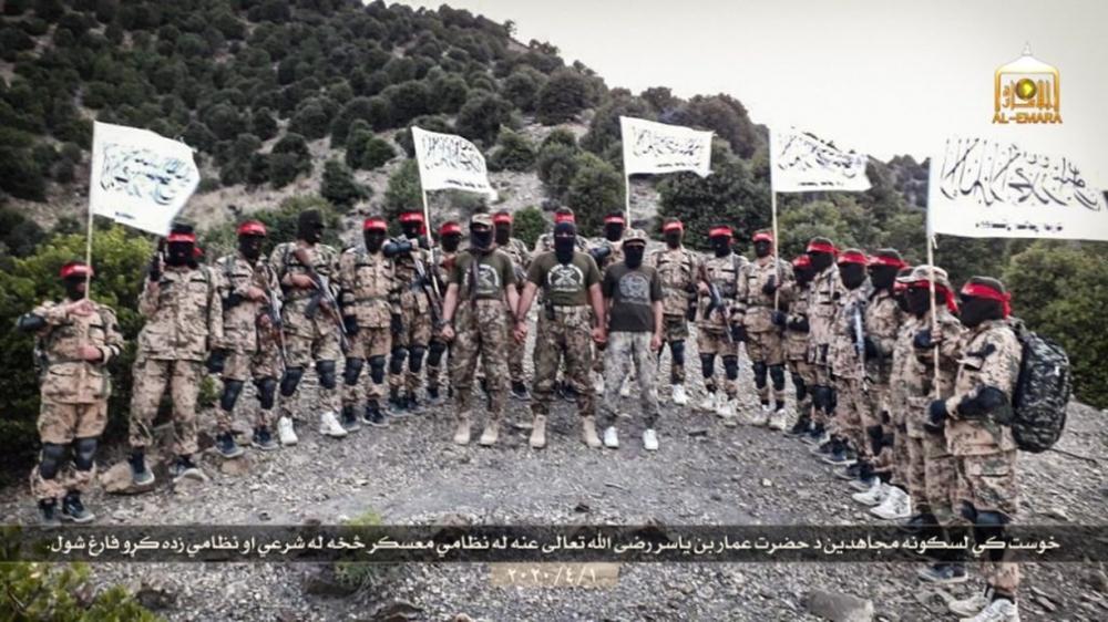 """Sara Kheta: """"Con ma"""" của Taliban - Ảnh 1."""