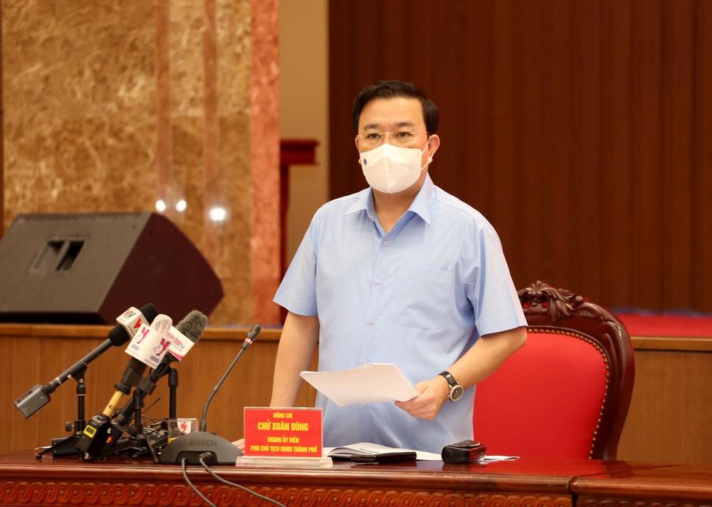 Hà Nội không áp dụng Giấy đi đường sau 6h sáng ngày 21/9 - Ảnh 1.