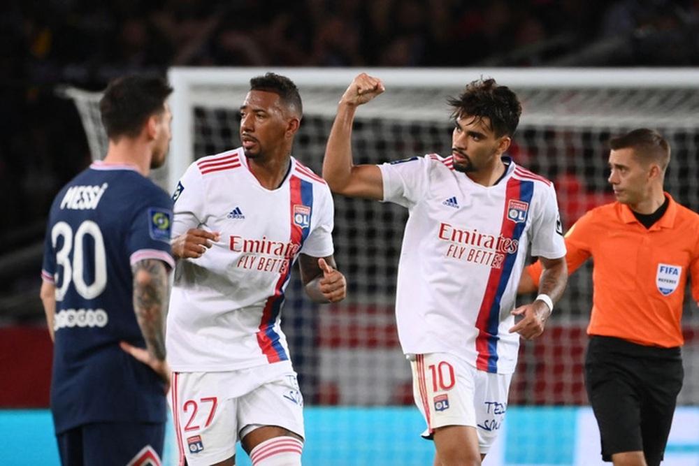 PSG có chiến thắng nghẹt thở vào phút 90+3 trong ngày Messi vẫn tịt ngòi - Ảnh 4.