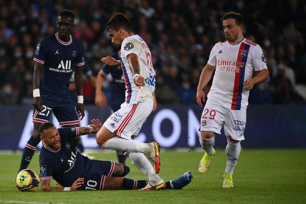 PSG có chiến thắng nghẹt thở vào phút 90+3 trong ngày Messi vẫn tịt ngòi - Ảnh 5.