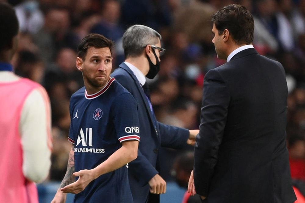 PSG có chiến thắng nghẹt thở vào phút 90+3 trong ngày Messi vẫn tịt ngòi - Ảnh 8.