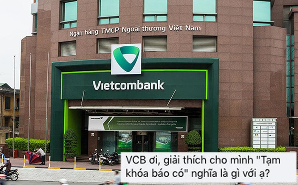 Fanpage Vietcombank tương tác cao đột biến, cả nghìn bình luận hỏi thăm dịch vụ 'tạm khóa báo có' sau buổi livestream của CEO Đại Nam