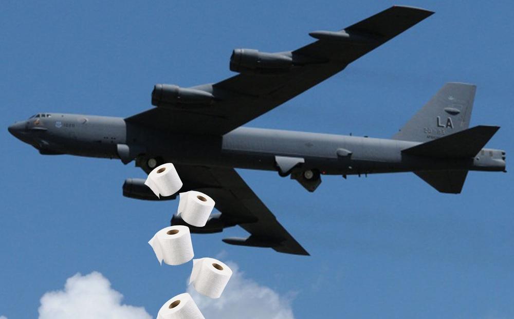 """B-52 suốt 70 năm không có """"rèm cửa nhà vệ sinh"""": Phi công xấu hổ vì chuyện tế nhị"""