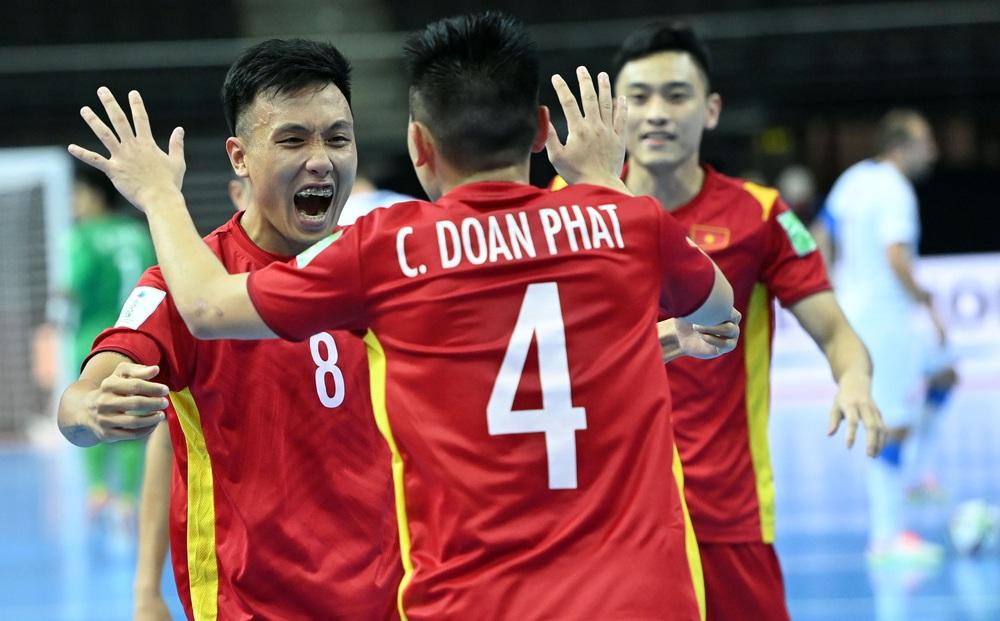 ĐT Việt Nam nhận thêm tin vui sau trận đấu để đời ở VCK World Cup
