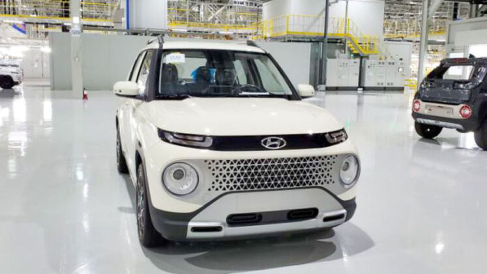 Ô tô giá rẻ 270 triệu của Hyundai về đại lý, 19.000 đơn đặt mua ngày đầu mở đặt cọc - Ảnh 6.