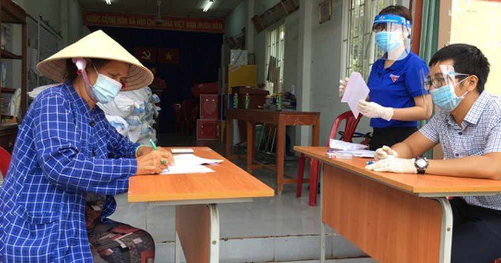 Nhiều tổ trưởng dân phố ở TP. HCM áp lực đến mức phải bỏ việc: Cảnh làm dâu trăm họ - Ảnh 2.