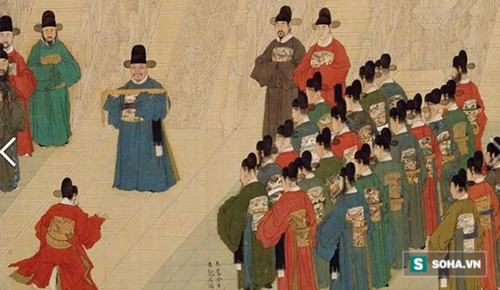 Chu Nguyên Chương thết đãi công thần, Lưu Bá Ôn vừa nhìn thấy đồ ăn mặt liền biến sắc vì nhận ra ý định đáng sợ của vua - Ảnh 6.