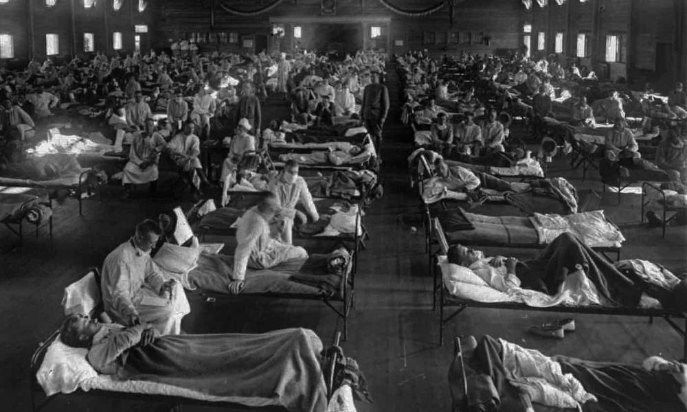 Con số cho thấy sức tàn phá của Covid-19 tại Mỹ: Liệu Covid-19 có 'vượt' đại dịch cúm Tây Ban Nha? - Ảnh 2.