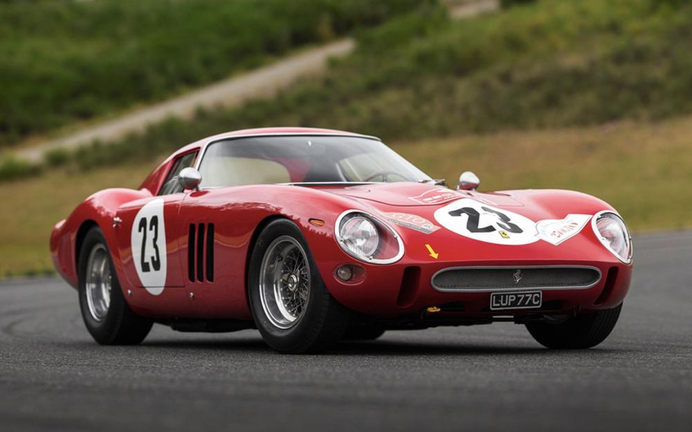 TOP 10 mẫu xe đắt nhất thế giới từng được bán ra - Chiếc đắt nhất có giá cả nghìn tỷ đồng! - Ảnh 11.