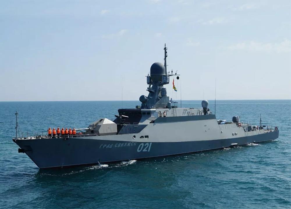 Mỹ và Ukraine tập trận quy mô lớn, Hải quân Nga tuyên bố đanh thép - Ảnh 2.