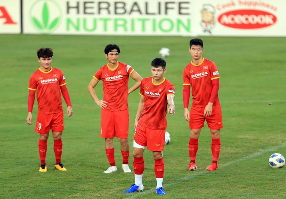 Thêm một cầu thủ U22 được bổ sung lên đội tuyển Việt Nam cho chiến dịch Vòng loại World Cup 2022 - Ảnh 2.