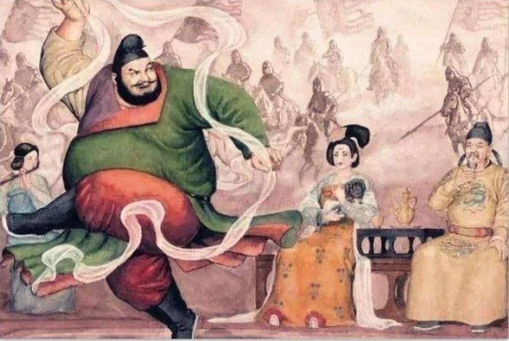 An Lộc Sơn: Sự thật vụ loạn An Sử và chuyện tình với Dương Quý Phi - Ảnh 7.