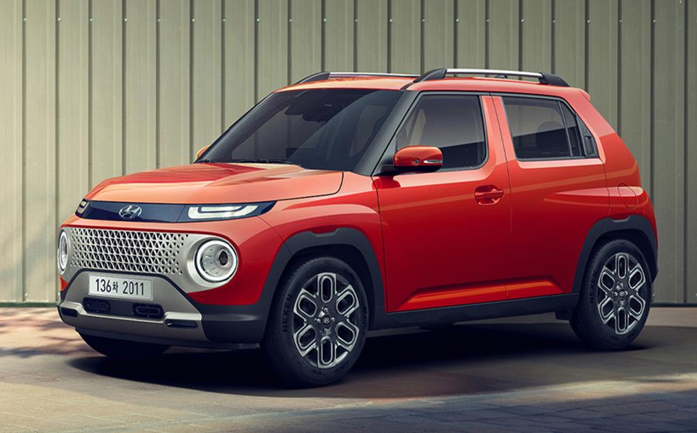 Ô tô giá rẻ 270 triệu của Hyundai về đại lý, 19.000 đơn đặt mua ngày đầu mở đặt cọc - Ảnh 1.