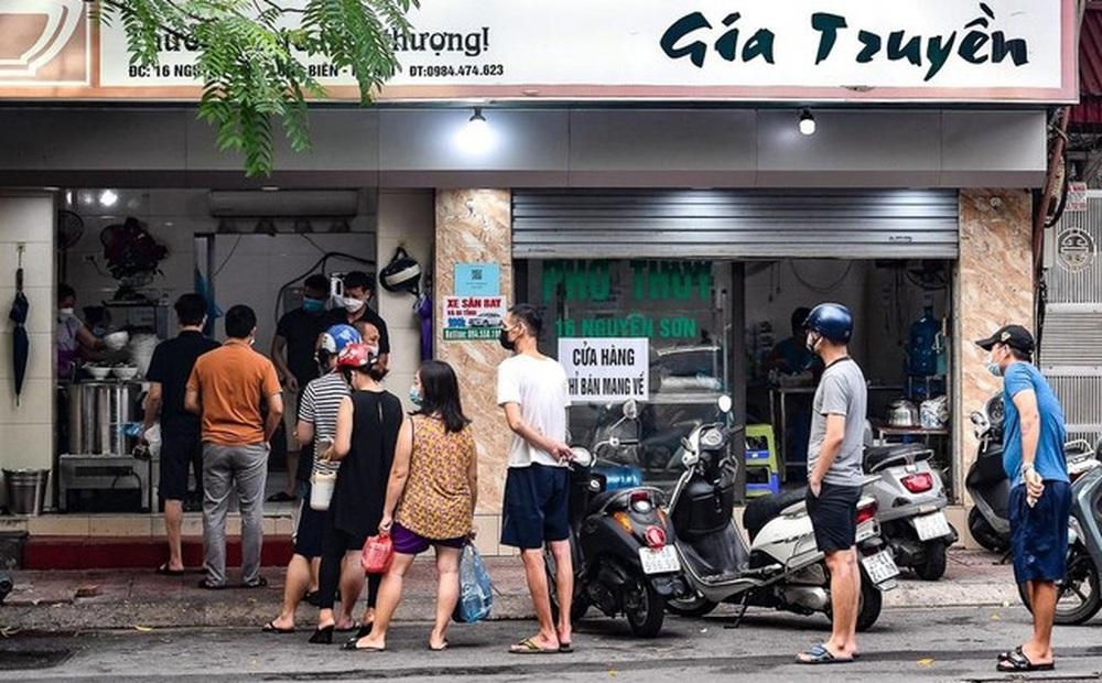 Hà Nội mở lại dịch vụ kinh doanh: 'Không chủ quan lơ là, dịch bùng phát mọi nỗ lực sẽ phải làm lại từ đầu'