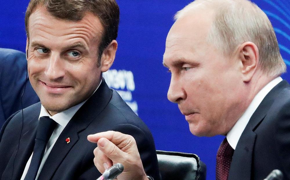 """Sự """"phản bội"""" của Mỹ khiến Pháp tức điên: Người Pháp đòi mời ông Putin tới Paris để """"dằn mặt"""""""