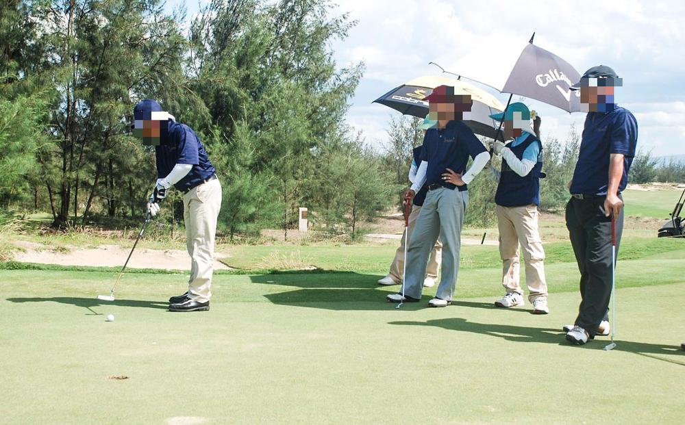 Phó Cục trưởng Cục Thuế Bình Định bị xử lý ra sao sau vụ đánh golf giữa lệnh cấm?