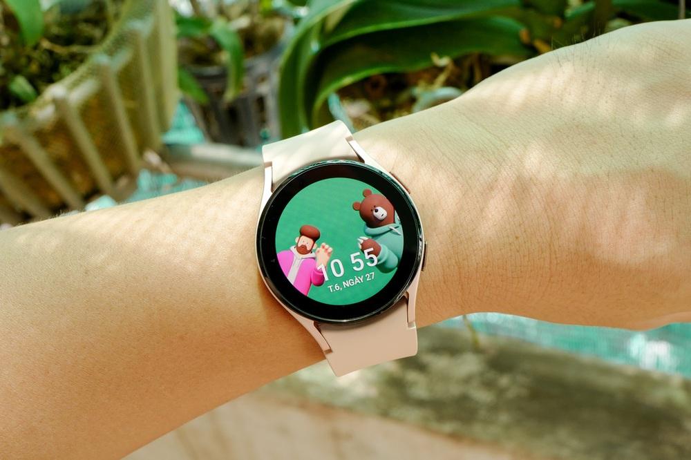 Trải nghiệm nhanh Galaxy Watch 4: Đồng hồ thông minh của Samsung nay lại càng thông minh hơn - Ảnh 1.