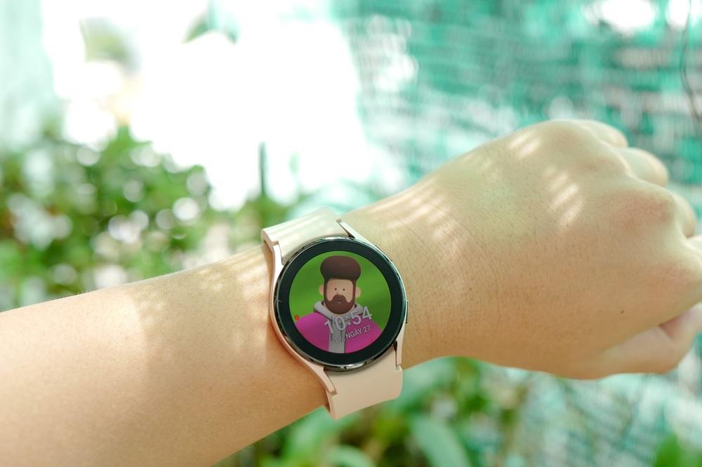 Trải nghiệm nhanh Galaxy Watch 4: Đồng hồ thông minh của Samsung nay lại càng thông minh hơn - Ảnh 3.