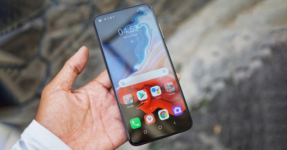 Điện thoại Vsmart giảm giá đậm, Aris chưa đến 4 triệu đồng - Ảnh 4.